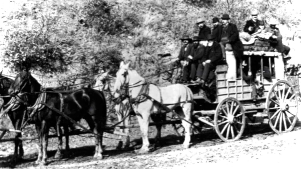 Kittie, The Deadwood-Medora Stagecoach