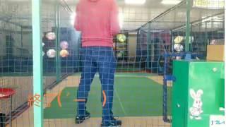 【お尻♡】本気でテニスの的当てやってみた!国営ひたち海浜公園・ネモフィラ・コキア・ロッキンJAPAN