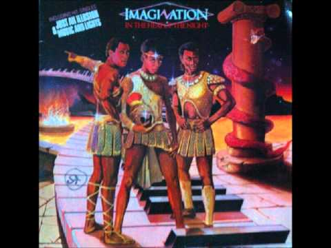 Imagination-In The Heat Of The Night (In Vinyl)