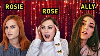 5 TIMES ROSIE'S BEEN JEALOUS TO ALLY HILLS