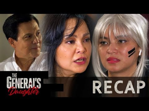 Tiago holds Corazon hostage in order to lure Rhian | The General's Daughter Recap