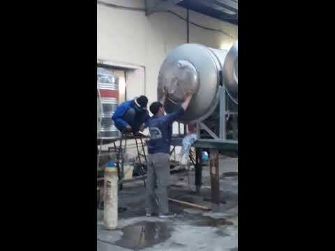 Hàn bồn nước inox giá rẻ Lh : Ms.Vân – 0974 097 042