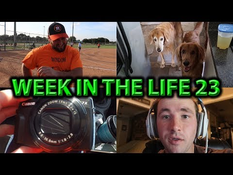 BASKETBALL WITH DAD!! 2 YEARS DAILY UPLOADS!! CAMERA BROKE!! | WEEK IN THE LIFE 23 | GUNNERS ALIVE