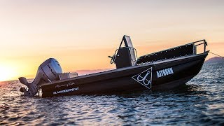 NEW BOAT and a Big Road Trip!!! | Morningtide Model Blackdog Cat's Maiden Voyage (Part 1)