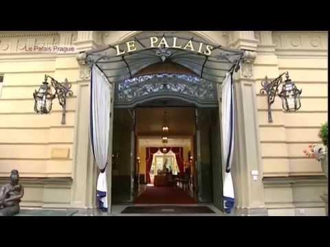 Le Palais Art Hotel, Prague - Unravel Travel TV