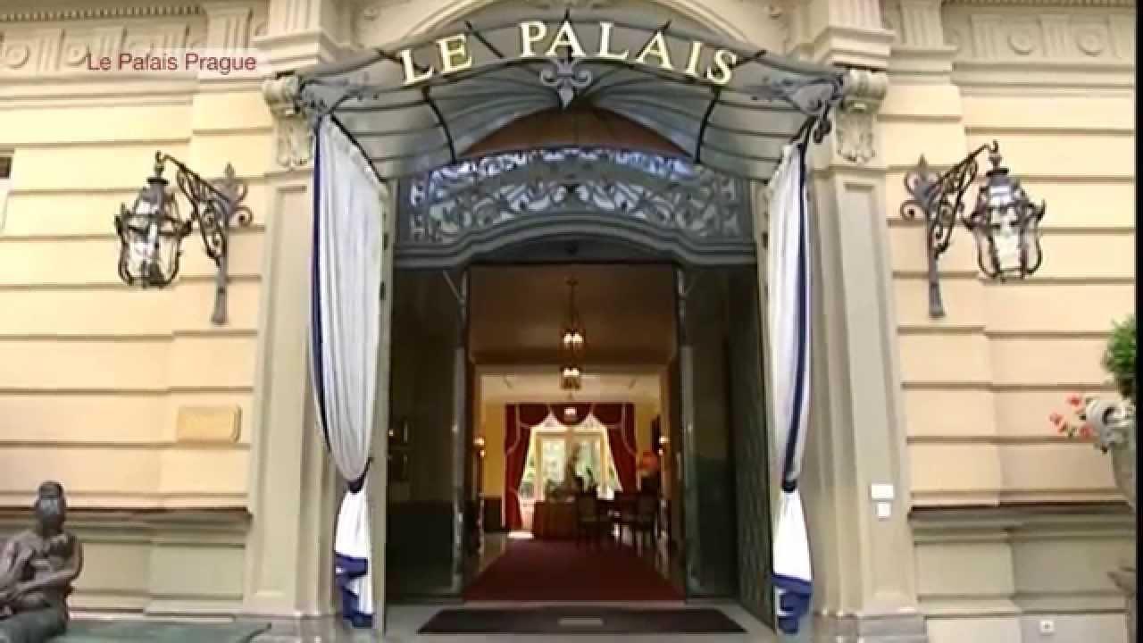 Le Palais Art Hotel Prague Unravel Travel Tv