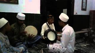 Hazen Al Karomah Sholatullah Hima latihan