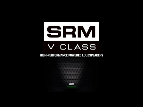 SRM | V-Class Overview