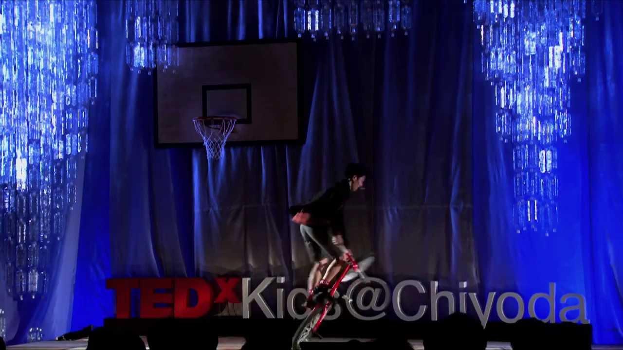 『TEDxKids@Chiyoda』登壇/「挑戦と失敗」
