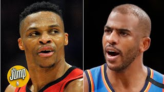 Breaking down the Russell Westbrook-Chris Paul trade, six months later | The Jump