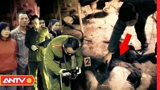 Hành vi kỳ lạ CON NGHIỆN 'THÍCH' TẮM tố sát thủ máu lạnh với Công an | Hành trình phá án 2019 | ANTV