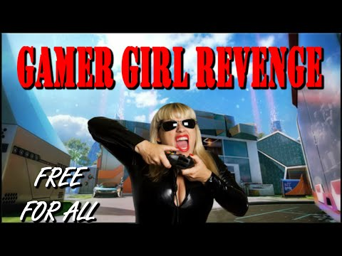 GAMER GIRL REVENGE | FFA GAMEPLAY | NUK3TOWN | Call Of Duty Black Ops 3