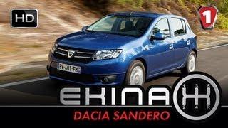 "Dacia Sandero.  ""Экипаж""."