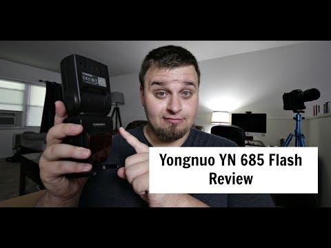 Yongnuo YN685 Review: TTL HSS Walkthrough Flash For $100 Bucks