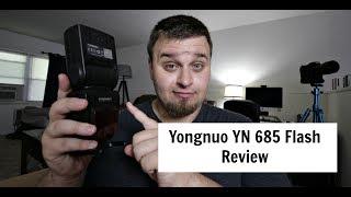 yongnuo YN685 Review: TTL HSS Walkthrough Flash For 100 Bucks