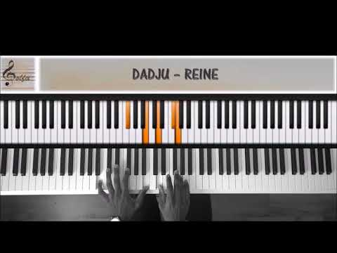 Dadju - Reine [JDS Piano Tutorial]