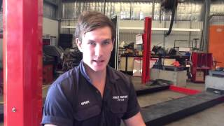 CQ TAFE Automotive Mechanical apprentice testimonial
