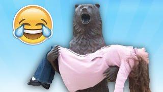 Heykellerle Eğlenen 30 Komik İnsan