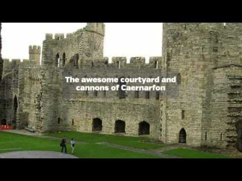 Incredible Castles to Explore in North Wales