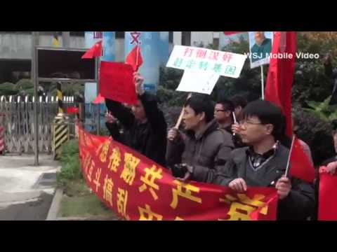Free Speech Protests Continue in Guangzhou