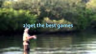 pc fishing games