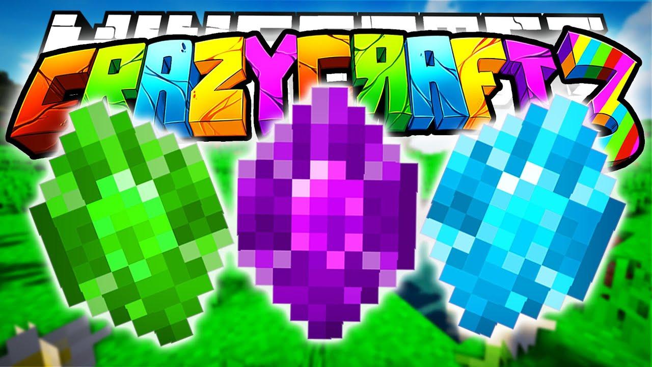 Minecraft crazy craft 3 0 soul shards soul shard mod for Http test voidswrath com modpacks crazy craft 3 0