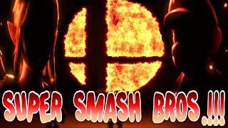 Teaser Breakdown | Port or New Game? - Super Smash Bros.