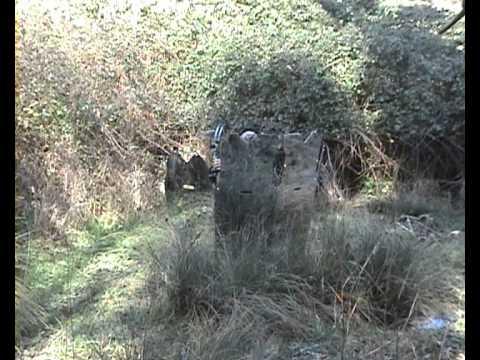 capanno invisibile caccia con l 39 arco al daino youtube