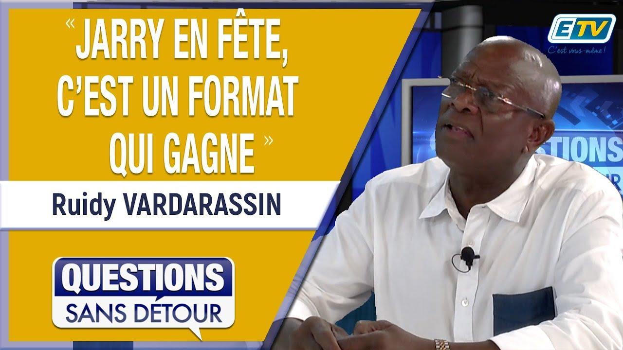 Questions Sans Détour avec Ruidy VARDARASSIN