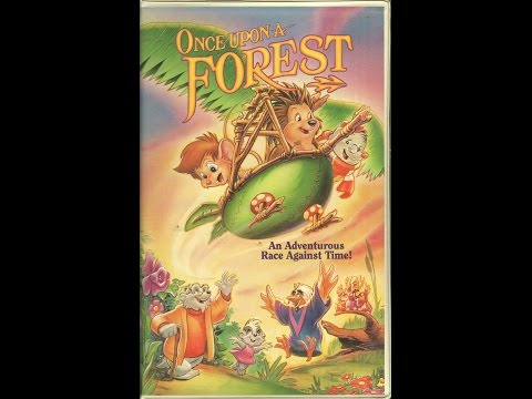 Opening To Once Upon A Forest 1993 VHS