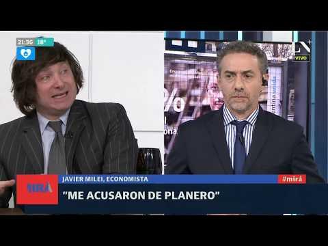 Subsidio de ANSES: Javier Milei explicó todo en el programa de Majul