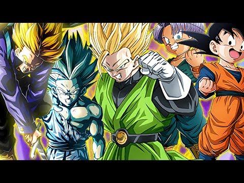 NEW GOHAN GREAT SAIYAMAN SSJ2! FANTASTICO! Dragon Ball Z Dokkan Battle ITA