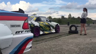 #KRSTDRFT drift lifestyle vlog #159 Gymkhana Milovice