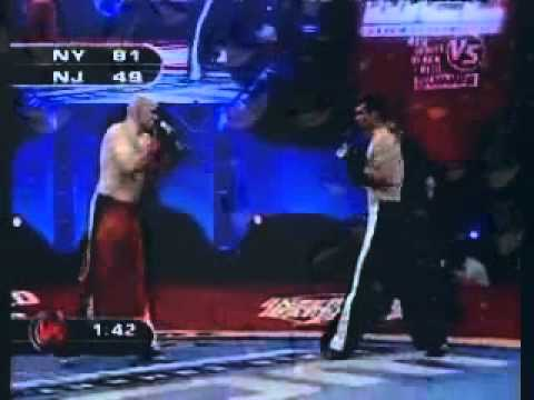 Real fights I street knockoutsWCL   Abraham Han vs Thad Campbell