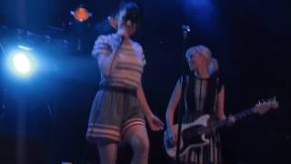 the julie ruin pedestrian at best courtney barnett cover thalia hall 7142016