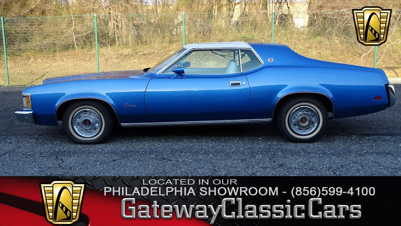 1973 Mercury Cougar Xr 7 Gateway Clic Cars Philadelphia 033