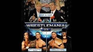 Wrestlemania 23 Theme (2nd)