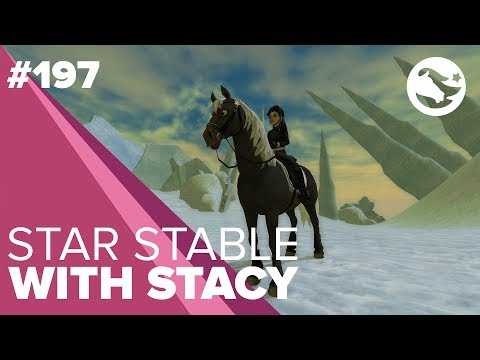 Star Stable with Stacy #197 - Saving Justin!