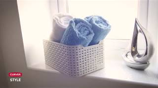 CURVER Style Storage baskets