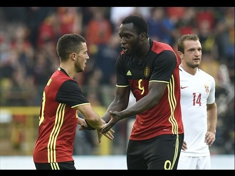 BELGIUM's Highlights 3-2 Norway | Friendly | 2016/06/05