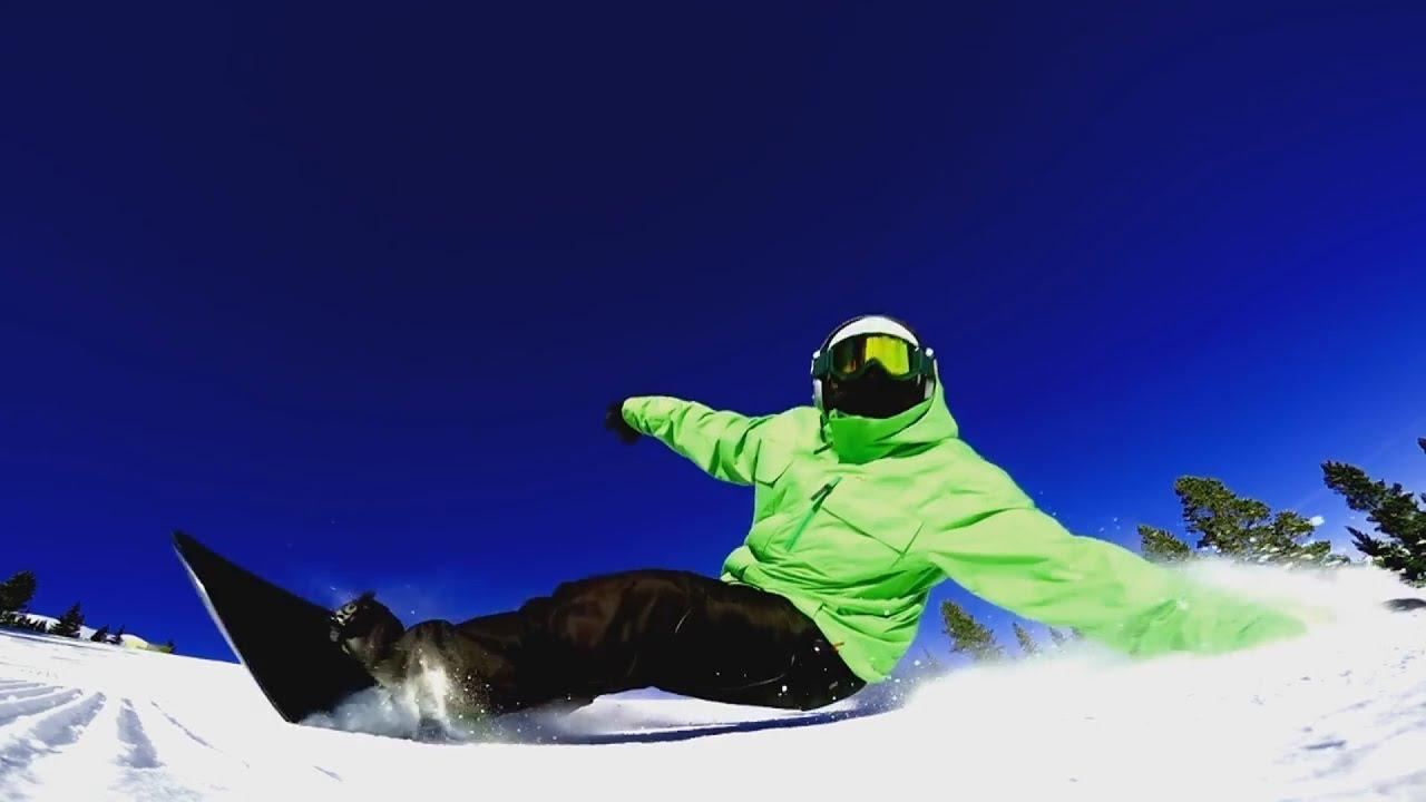 Фантастические и неповторимые трюки на сноубордах 【The best tricks with a snowboard】