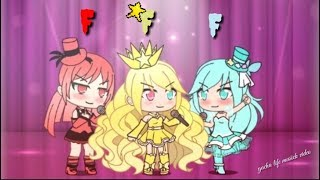 Download lagu F F F Fuke Fake Friends Gacha Life Music MP3