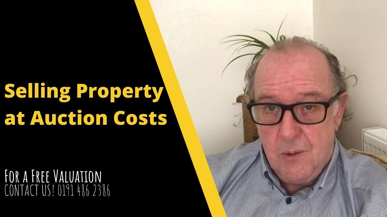 Selling Property at Auction Costs