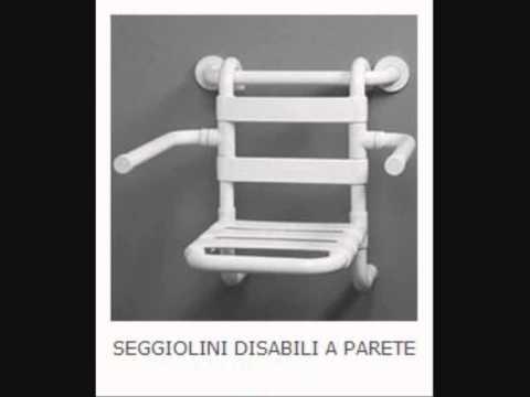 Sedile Doccia Disabili : Sedile doccia chebagno youtube
