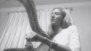 "Braveheart ""The secret wedding"" - Harp cover YouTube Thumbnail"