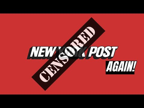 Facebook Blocks Patriots from Sharing SHOCKING Report by The New York Post AGAIN!
