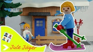 Playmobil Film deutsch - Abenteuer im Winterurlaub - Kinderfilm mit Jule Jäger