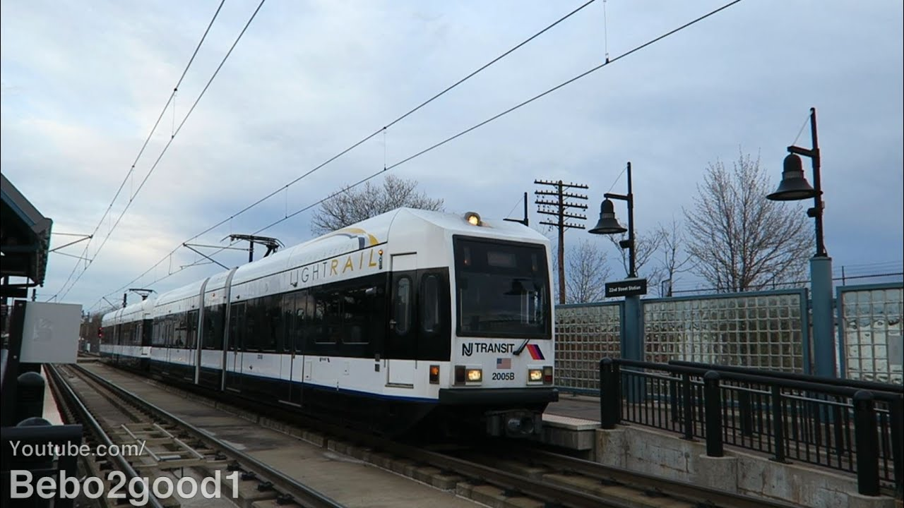 Bayonne Light Rail