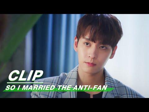 Clip: Geun-young Takes Care Of Hoo-joon | So I Married The Anti-Fan EP05 | 所以我和黑粉结婚了 | iQiyi
