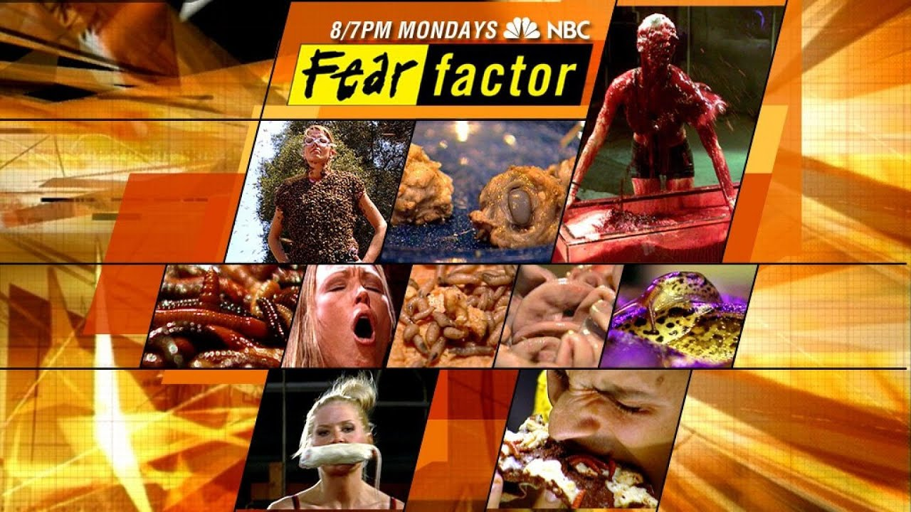 fear factor season 1 episode 3 us youtube - Halloween Fear Factor Games